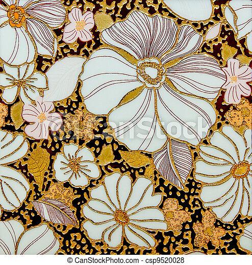 Immagini di parete decorazione ceramica colorito il for Decorazione ceramica