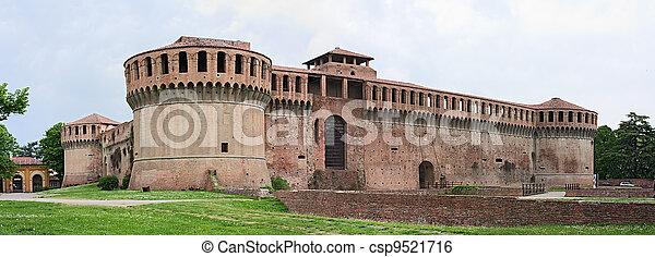 Fortress of Imola - csp9521716