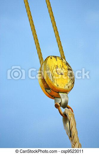 Ship rigging  - csp9523011
