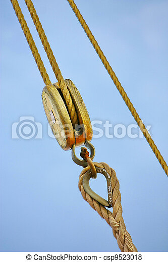 Ship rigging  - csp9523018
