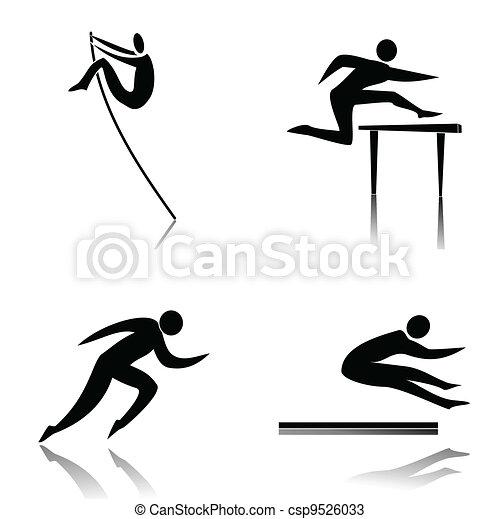 Athletics - csp9526033