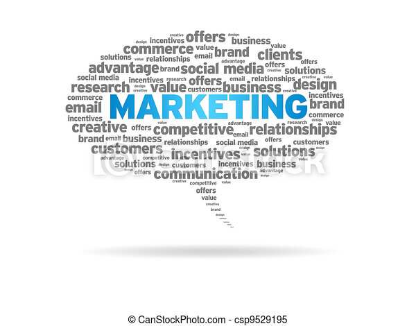 Marketing - csp9529195