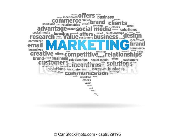 Marketing - csp9529195