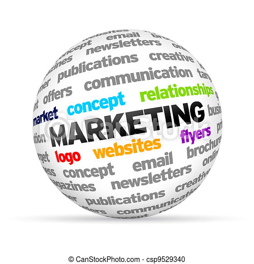 Marketing - csp9529340