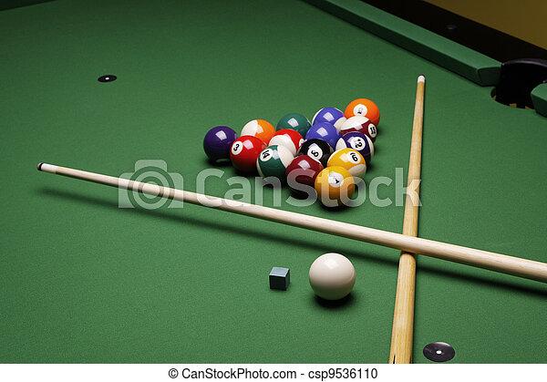 Billiard game!