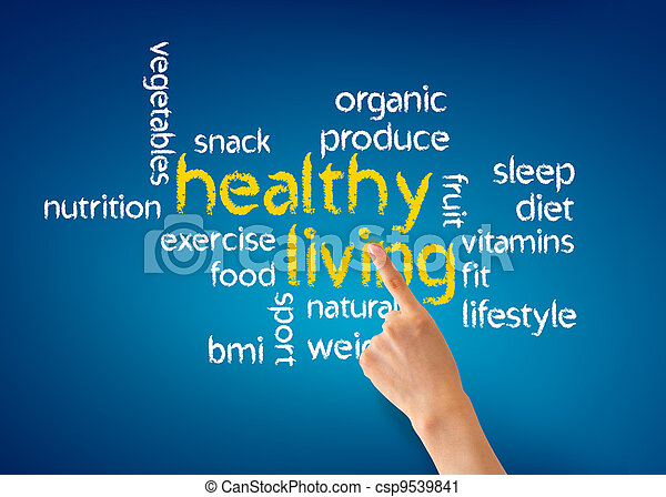 Healthy Living - csp9539841