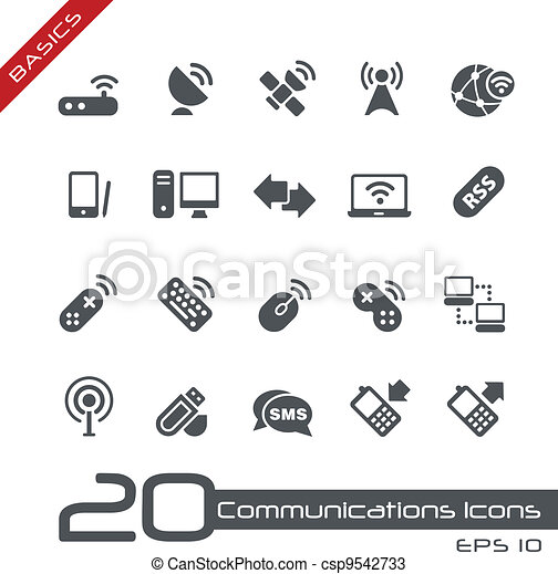 Wireless Communcations // Basics - csp9542733