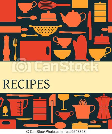 Recipes Card - csp9543343