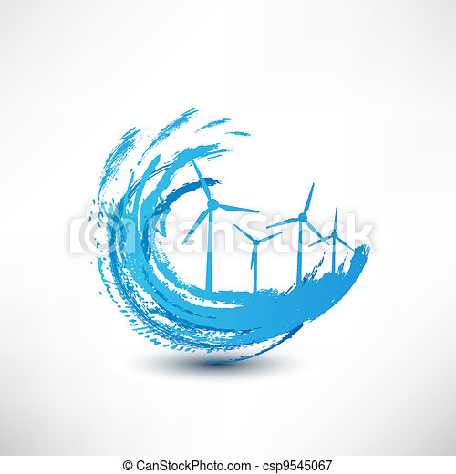 vector wind turbines concept - csp9545067