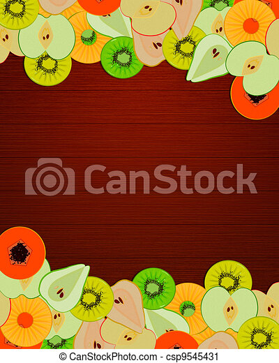 Fruity message - csp9545431