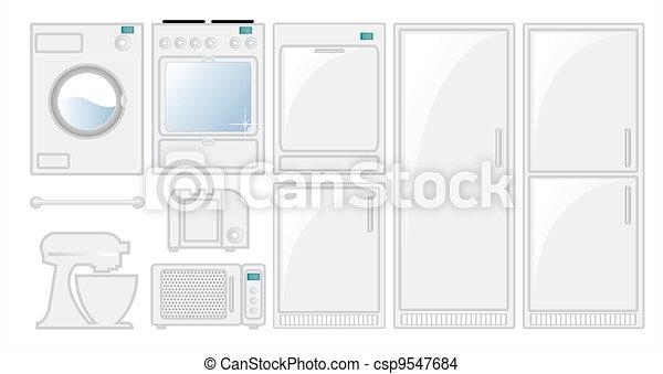 Appliances - csp9547684