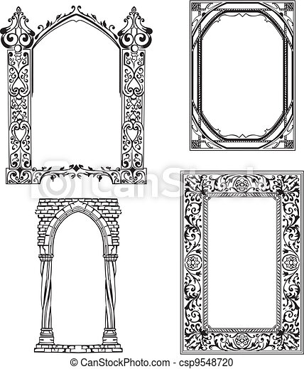 Royalty Free RF Clipart Illustration Black And White Angry Ram Sheep Cartoon Mascot Character 395689 further Frames Square Oval Rectangular 9686119 in addition 216 as well Floral Text Frame 1992181 in addition Art Nouveau Frames 9548720. on art border clip