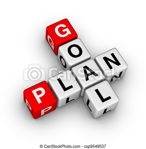 goal plan - csp9549537