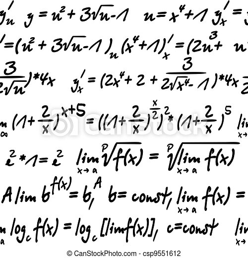 Algebra seamless - csp9551612
