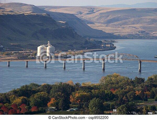 Biggs Rapids Bridge - csp9552200