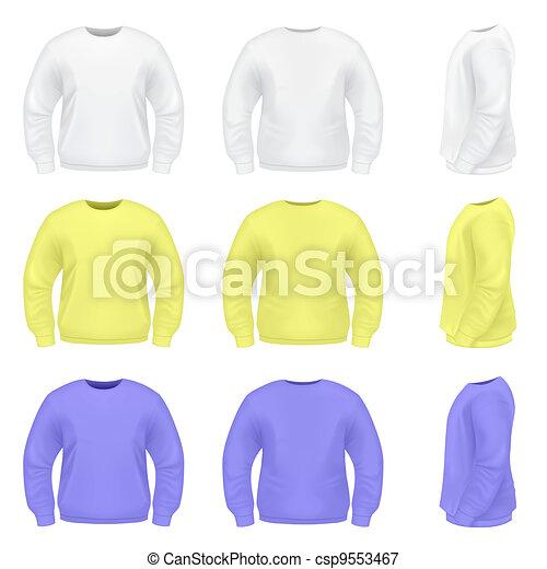Mens Sweater - csp9553467