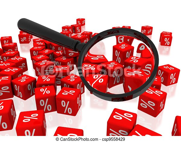search red cube percentage - csp9558429