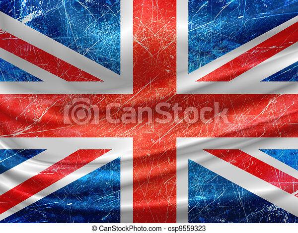 England flag - csp9559323