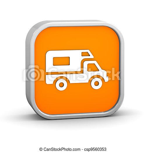 Recreational Vehicle sign - csp9560353