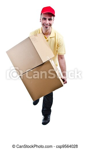 Urgent delivery - csp9564028