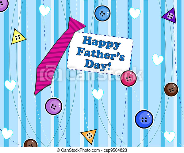 happy father's day - csp9564823
