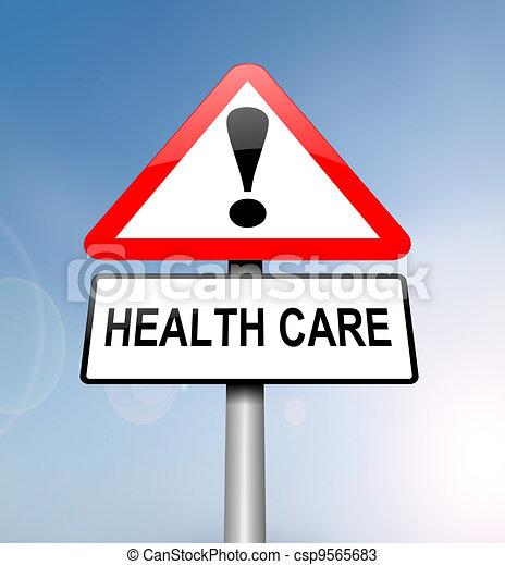 Healthcare concept. - csp9565683