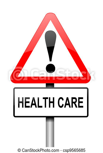 Healthcare concept. - csp9565685
