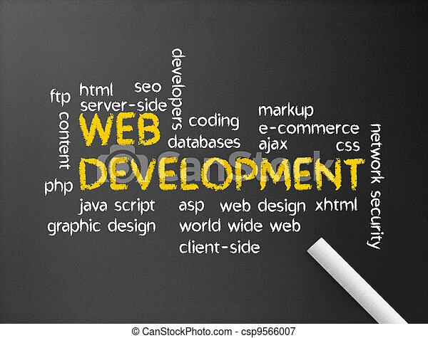 Web Development - csp9566007