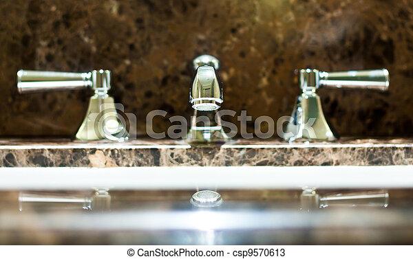 Luxury tap - csp9570613