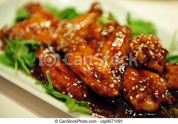 Food and Cuisine - Restaurant - csp9571091