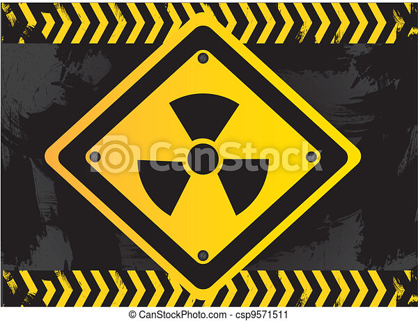 biohazard sign - csp9571511