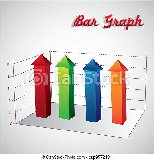 bar graph - csp9572131