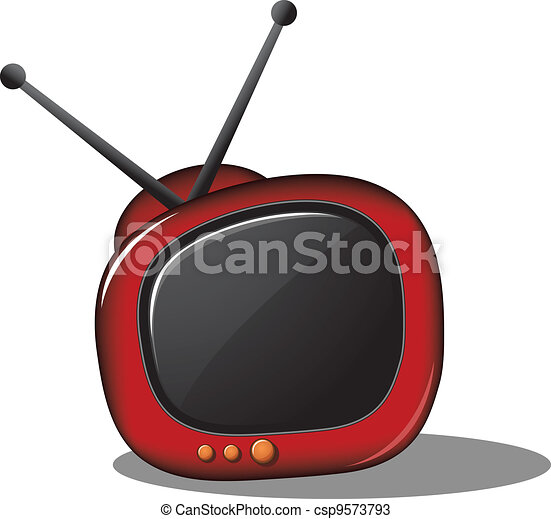 television object - csp9573793