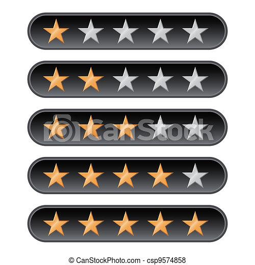 Star ranking - csp9574858