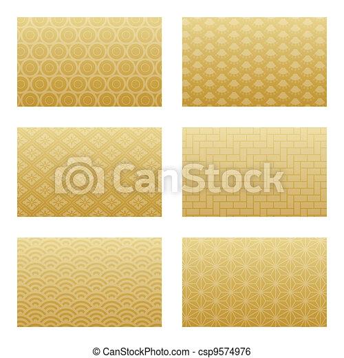 pattern background - csp9574976