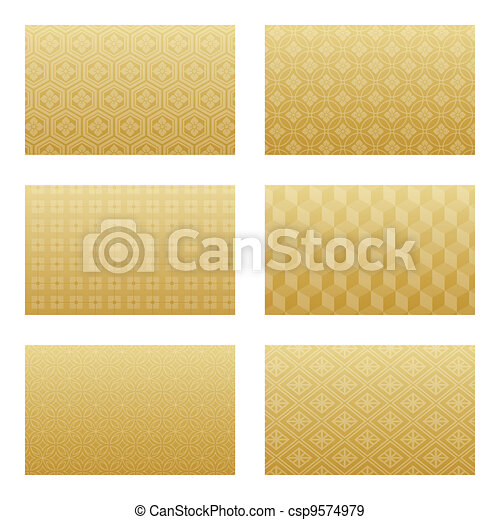 pattern background - csp9574979