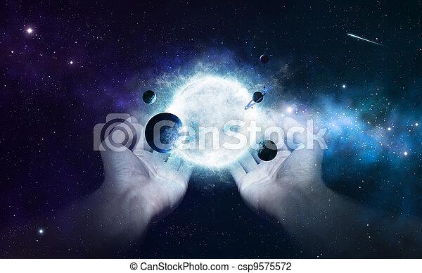 Creation - csp9575572