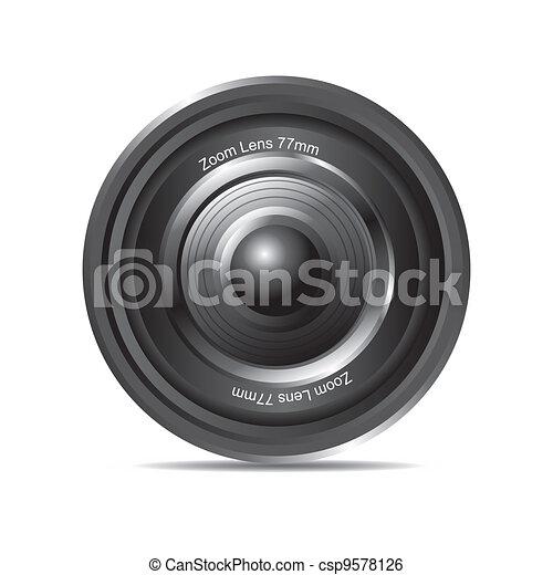 zoom lens - csp9578126