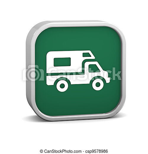 Recreational Vehicle sign - csp9578986