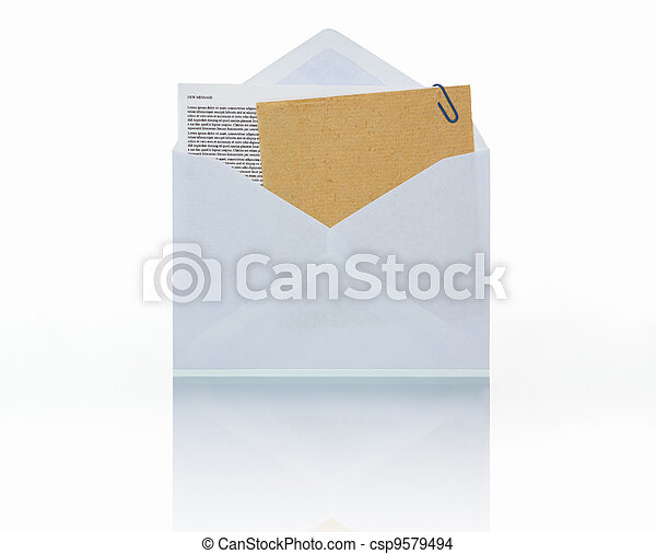 Mail with attachment - csp9579494