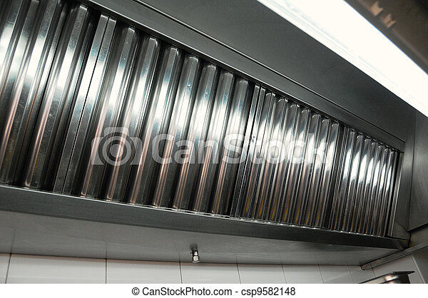 Professional kitchen, exhaust systems  - csp9582148