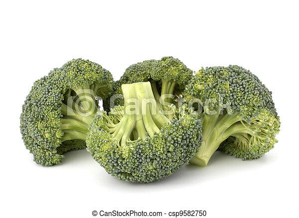 Broccoli vegetable  - csp9582750
