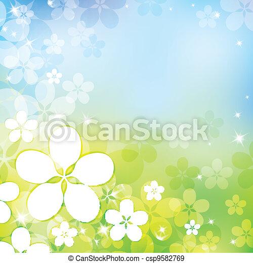 spring abstract - csp9582769