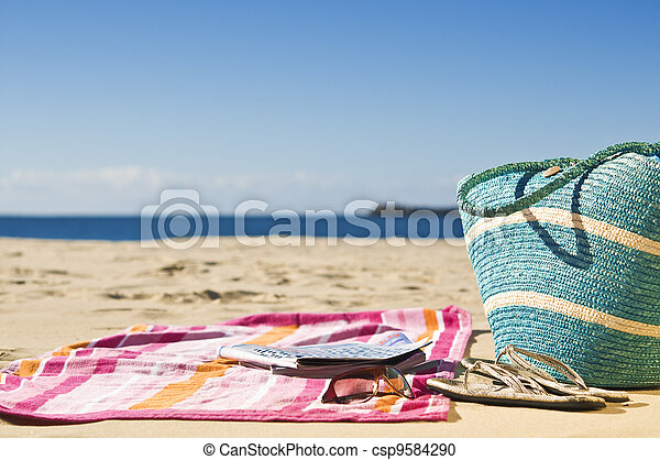 Relax and enjoy - csp9584290