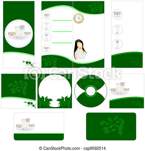 Cosmetic product stationary  - csp9592514