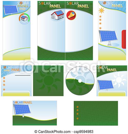 Solar Panel Stationary - csp9594983