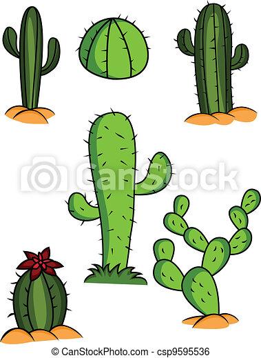 Cactus Collection - csp9595536