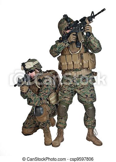 US marines - csp9597806