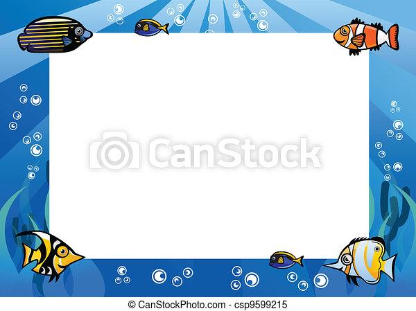 Underwater World - csp9599215