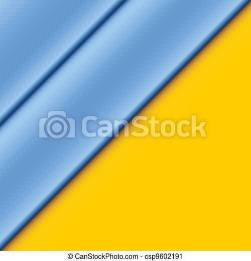 Blue panels. - csp9602191